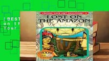 [BEST SELLING]  Lost on the Amazon (Choose Your Own Adventure)