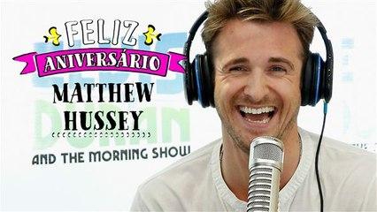 Matthew Hussey é o treinador da vida que você nunca soube que precisava