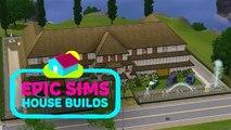Les Sims : il construit une garçonnière de rêve