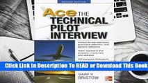 Online Ace the Technical Pilot Interview  For Kindle