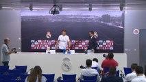 Entrenador del Real Madrid, Julen Lopetegui