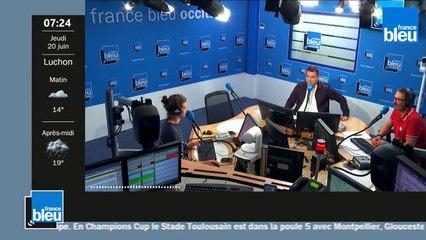 France Bleu Occitanie matin du jeudi 20 juin 2019
