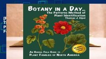 [Read] Botany in a Day: The Patterns Method of Plant Identification  For Full