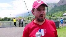 Fabien entraîneur Saint Hilaire U13