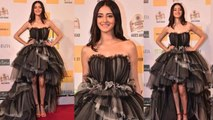 Ananya Pandey looks beautiful at Grazia Millennial Awards 2019; Watch Video   FilmiBeat