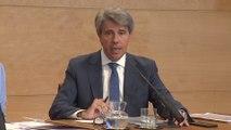 Madrid espera que obras del estadio del Rayo acaben en septiembre