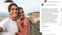 La 'influencer' María Pombo se casa