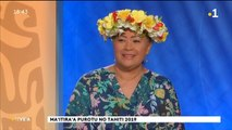 TH : Ma'itira'a purotu no tahiti 2019