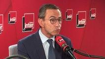 """Bruno Retailleau (président du groupe LR au Sénat) sur Nicolas Sarkozy, renvoyé en correctionnelle : """"Personne n'est au-dessus ou au-dessous des lois."""""""