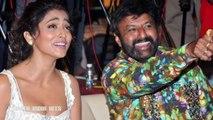 Shriya Saran Fourth Time With Balakrishna(Telugu)