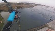 Record du monde : un tir incroyable lors d'une partie de pêche à l'arc