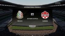 Mexico vs Canada en VIVO 2019| CONCACAF Copa Oro 2019 HD