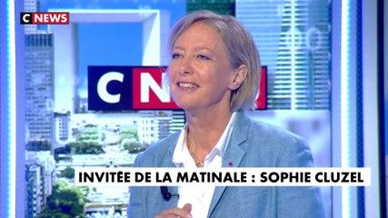 Sophie Cluzel - CNews jeudi 20 juin 2019