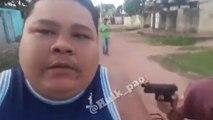 Quand tu te fais braquer avec une arme à feu au Brésil, mais qu'en fait tu connais le voleur