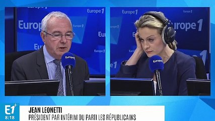 Jean Leonetti - Europe 1 jeudi 20 juin 2019