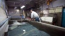 Skin deep: Japan's 'washi' paper torn by modern life