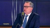 """Privatisations : R. Ferrand veut """"prendre le temps d'expliquer"""" pour ADP après la """"faute grave"""" des autoroutes"""