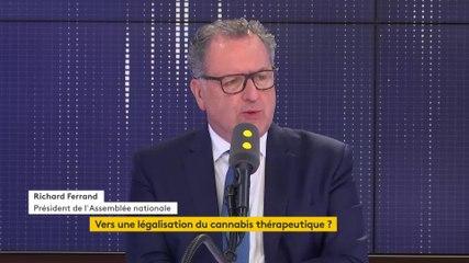 Richard Ferrand - Franceinfo jeudi 20 juin 2019