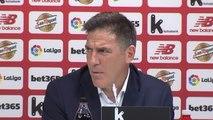 """Berizzo sobre Remiro: """"Los intereses del club están por encima"""""""