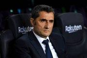 La carrière d'Ernesto Valverde
