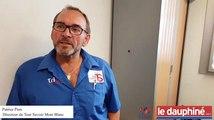 Patrice Pion parle du 21ème tour de Savoie Mont Blanc