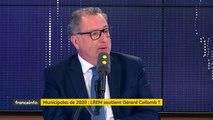 Municipales: Richard Ferrand pour que LREM soutienne Gérard Collomb, mais nettement plus réservé sur un soutien à Christian Estrosi