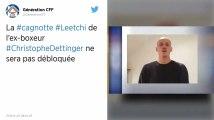 La cagnotte Leetchi de l'ex-boxeur Dettinger reste bloquée en attendant le procès au fond