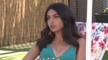 Lucía Rivera habla de su supuesta mala relación con Cayetano Rivera y Eva González