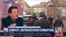 Nicolas sarkozy: un proces pour corruption (1/2)