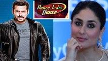 Kareena Kapoor's Dance India Dance gets in trouble because of Salman Khan's Bigg Boss 13   FilmiBeat