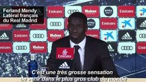 Ferland Mendy honoré de rejoindre le Real Madrid