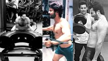 Junior SALMAN Khan Varun Dhawan In Gym Sweat It Out For Upcoming Movie