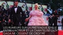 Lady Gaga réagit à propos de sa supposée relation avec Bradley Cooper !