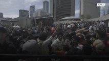 Tiroteio em Toronto deixa quatro feridos