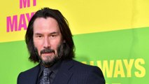 Petition to name Keanu Reeves Time's Person of the Year gaining steam