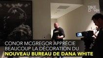Le message de Conor McGregor à Dana White qui sent très bon pour son retour dans l'octogone