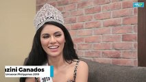 Miss Universe Philippines 2019 Gazini Ganados shares her biggest fear in the pageant