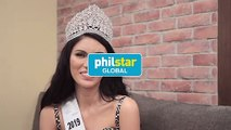 Miss Universe Philippines 2019 Gazini Ganados shares her toughest competitor in the pageant