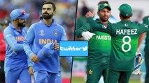 ICC Cricket World Cup 2019 : Ind vs Pak World Cup Match Garners 2.9 Million Tweets || Oneindia