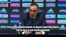 Maurizio Sarri croit en Gonzalo Higuain