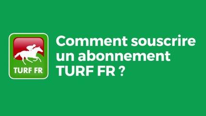 Comment souscrire à un abonnement Turf Fr ?