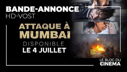 ATTAQUE À MUMBAI : bande-annonce [HD-VOST]