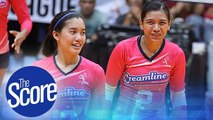 Creamline Clinches Final Four Spot, Army Sweeps BaliPure | The Score