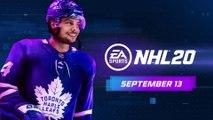 NHL 20 - Annonce du jeu avec Auston Matthews