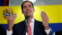 Venezuela crisis: Guaido's envoys accused of embezzling aid funds