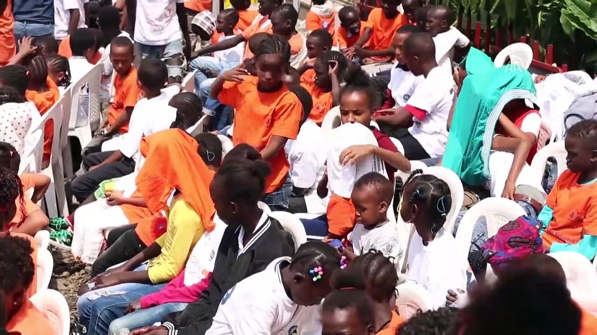 Etiyopya Afrika'da en fazla mülteciye sahip ikinci ülke - ADDİS ABABA