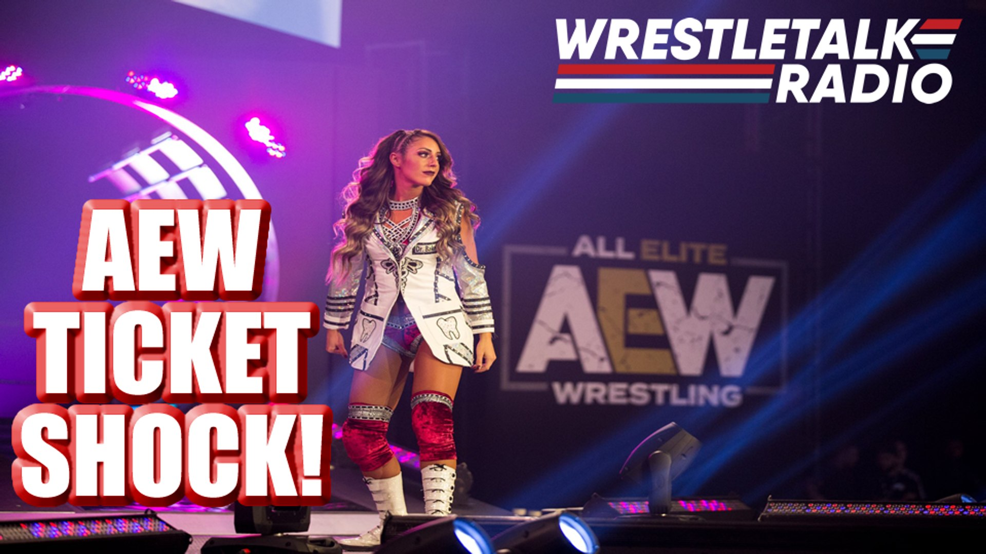 AEW Tickets SHOCK!! WWE 24/7 Title Wedding DRAMA?! WWE Hall of Famer gives Haircuts to HOMELESS!! -