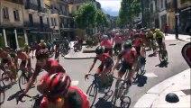 Cyclisme : le Tour Savoie Mont Blanc à Aix-les-Bains