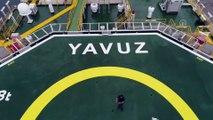 Yavuz Sondaj Gemisi Uğurlanıyor - Enerji Bakanı Dönmez (2) - KOCAELİ