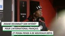 Transferts - Paul Pogba, le choix de Zidane
